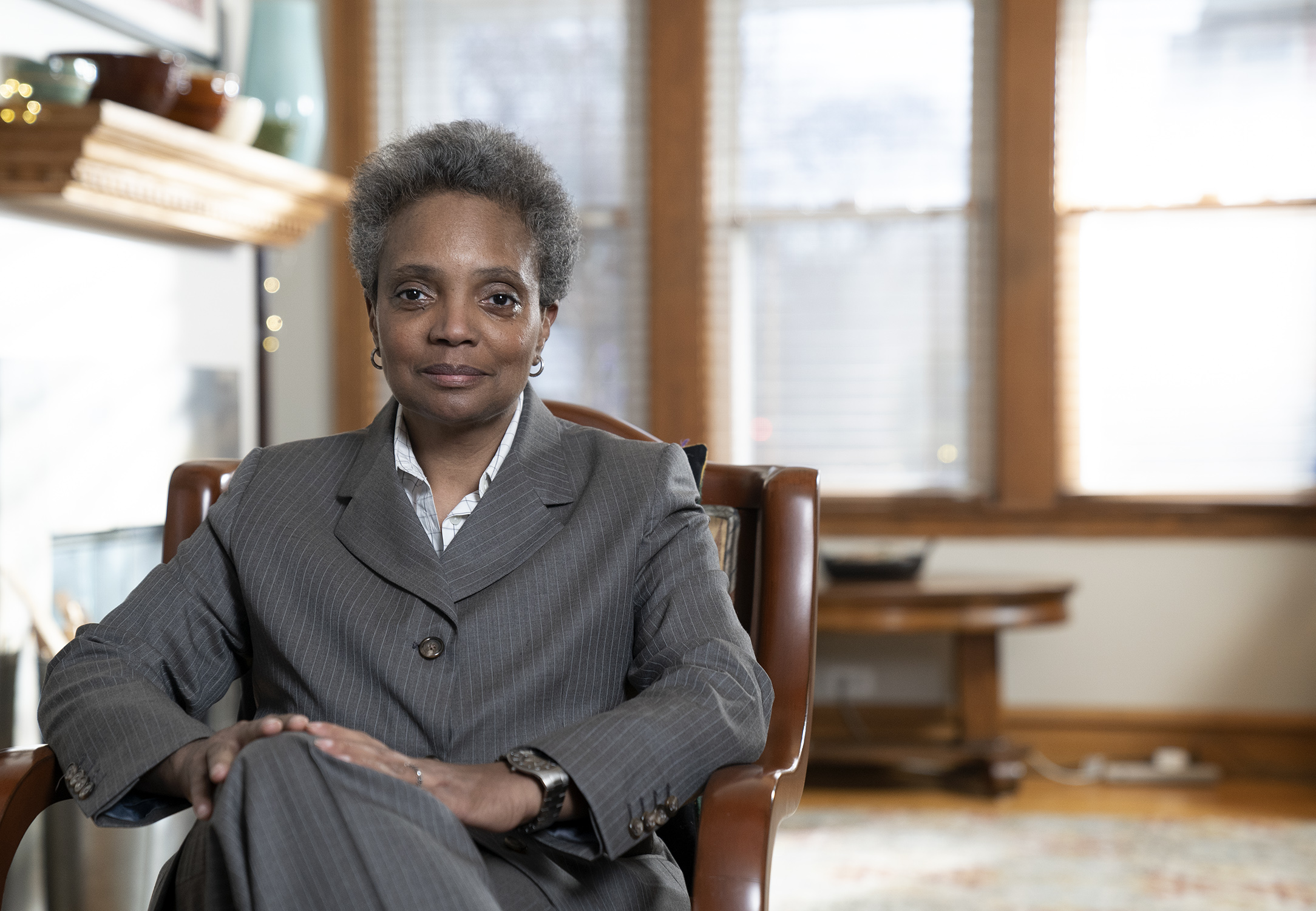lori lightfoot / chicago mayor