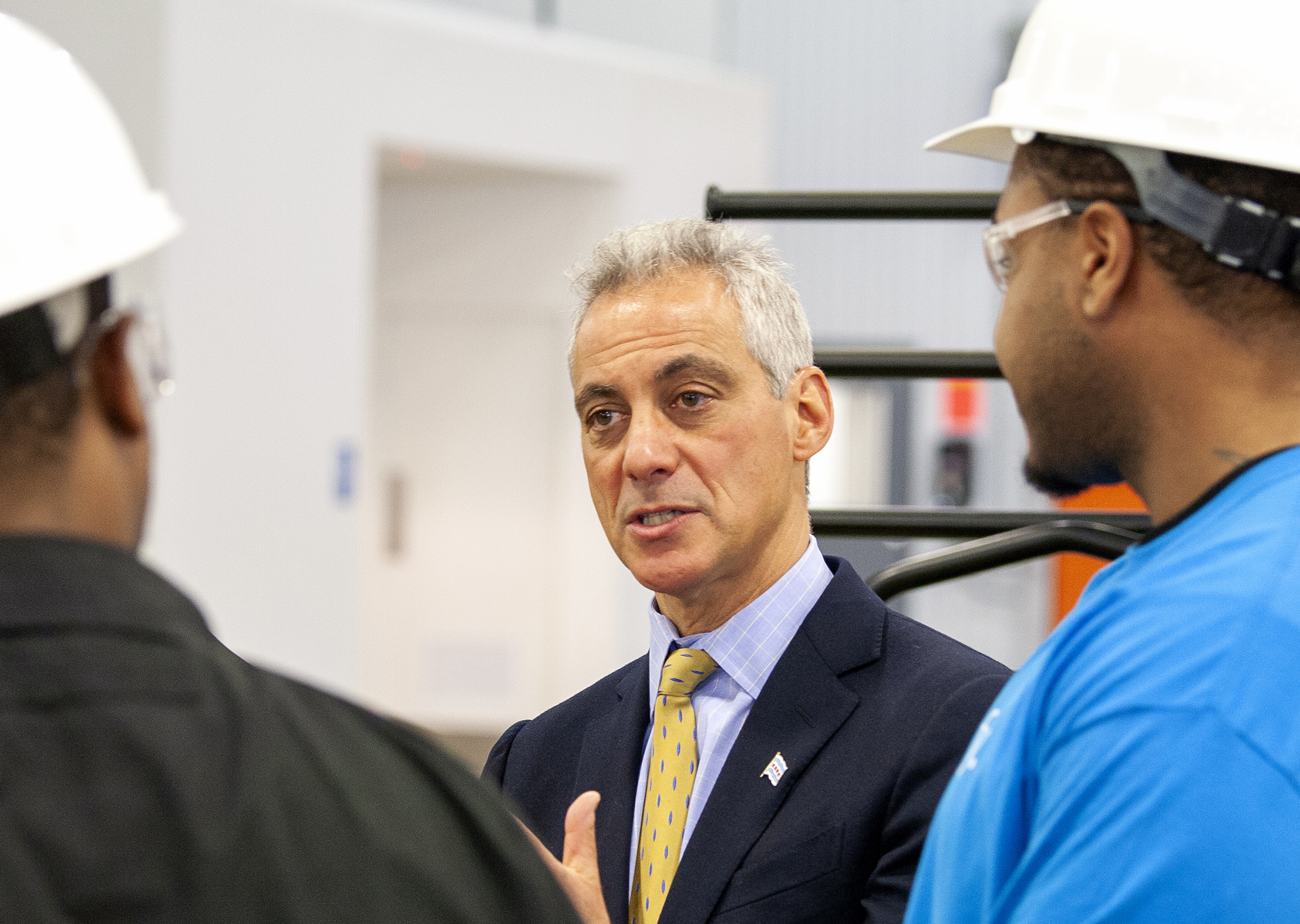 rahm emanuel / chicago mayor